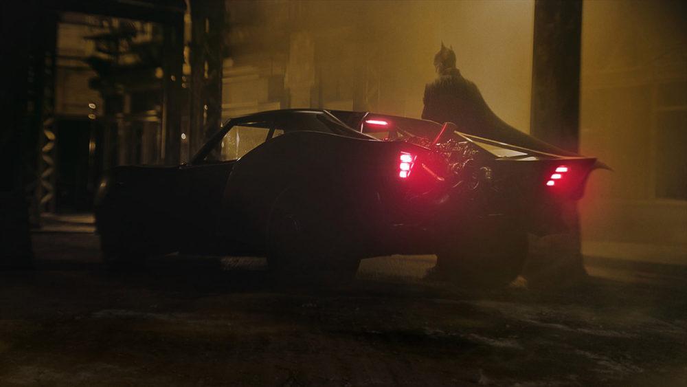 تصاویر پشت صحنهی The Batman
