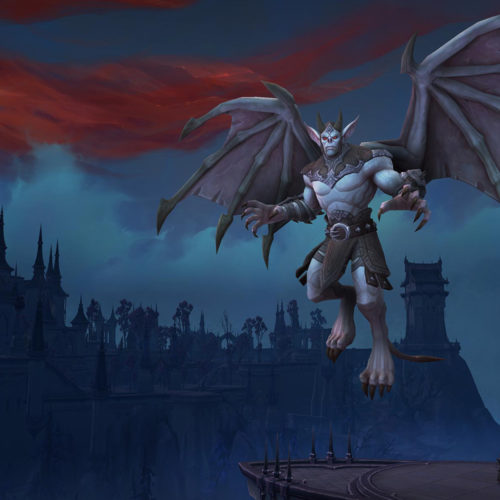 انتشار World of Warcraft: Shadowlands