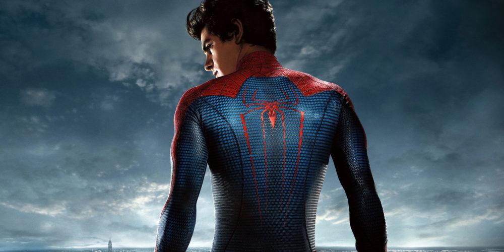 مرد عنکبوتی اندرو گارفیلد