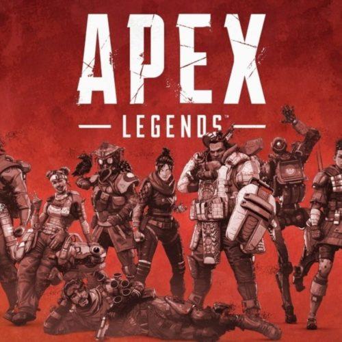 شخصیت جدید Apex Legends