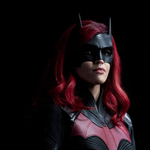 تصاویر پشت صحنهی فصل دوم Batwoman