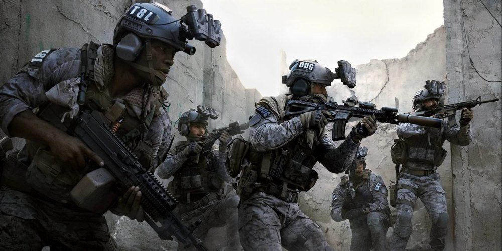 حالت Spec Ops بازی COD Modern Warfare