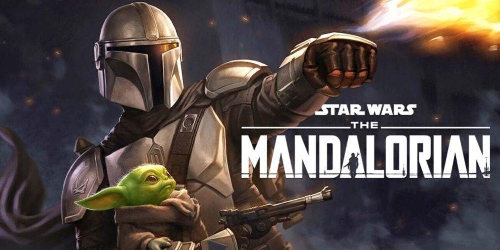 فیلمبرداری فصل سوم The Mandalorian