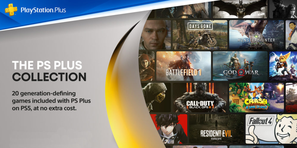 لیست بازی‌های PlayStation Plus Collection