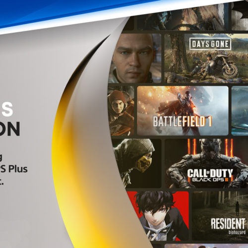 لیست بازیهای PlayStation Plus Collection
