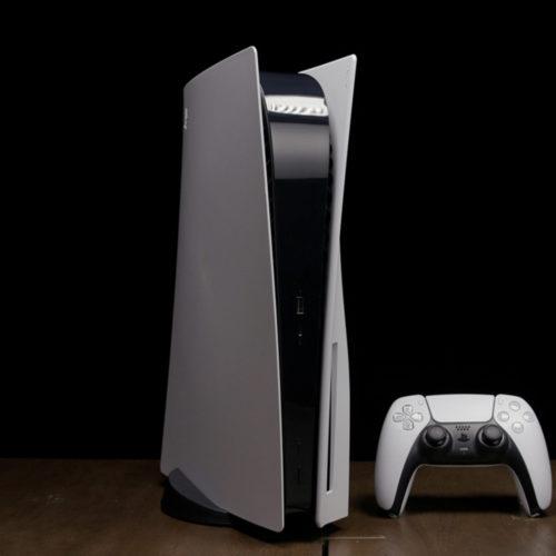 جعبه کنسول PS5