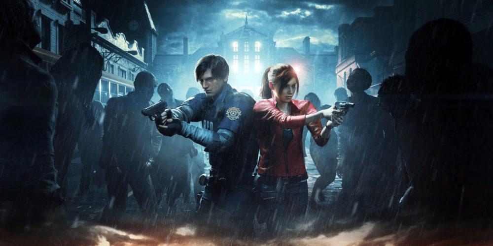 تیم بازیگری نسخهی بازسازی Resident Evil