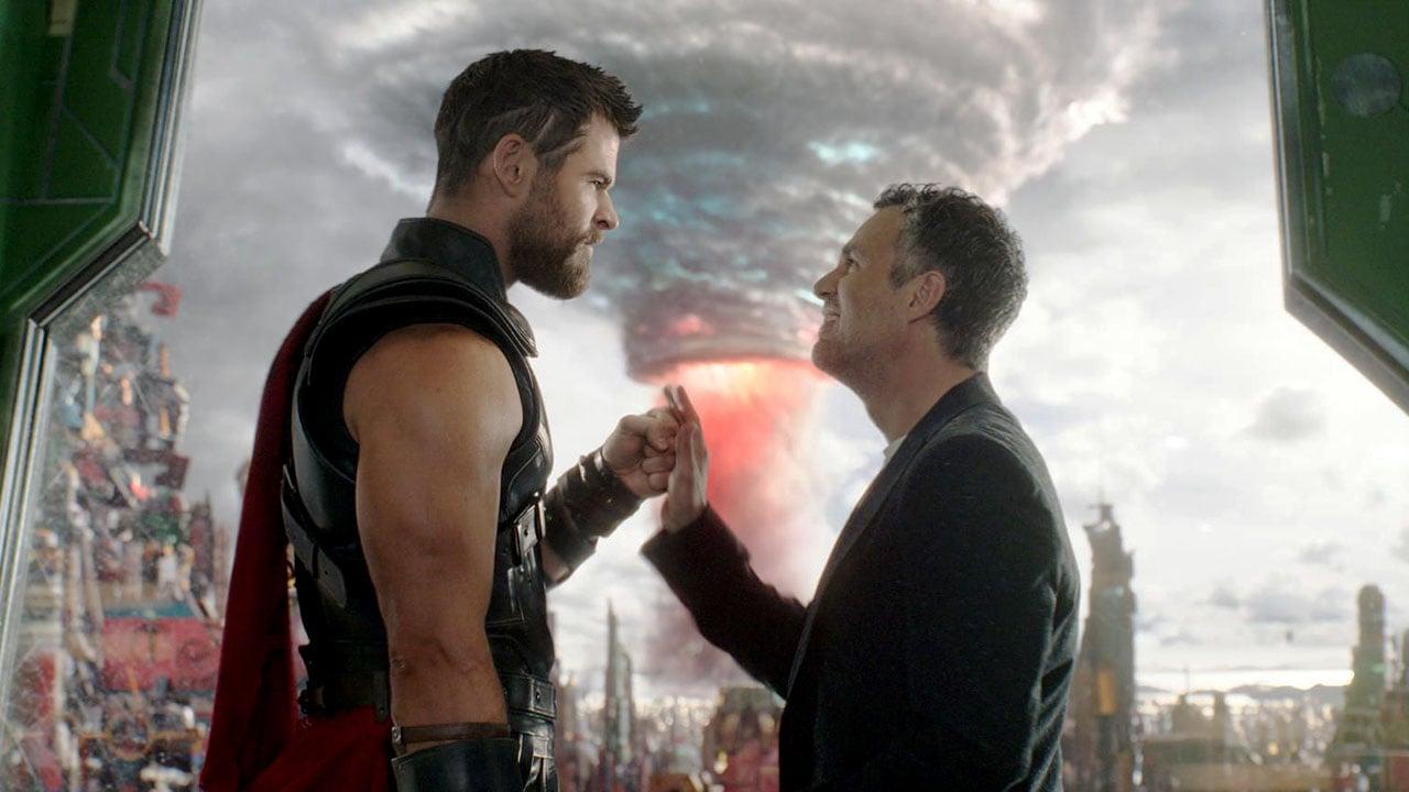ساخت Thor: Love & Thunder