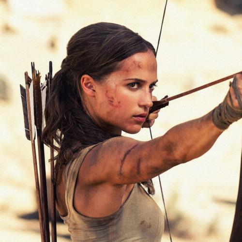 روند ساخت فیلم Tomb Raider 2