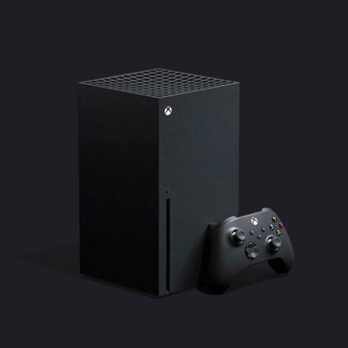 جعبه گشایی Xbox Series X
