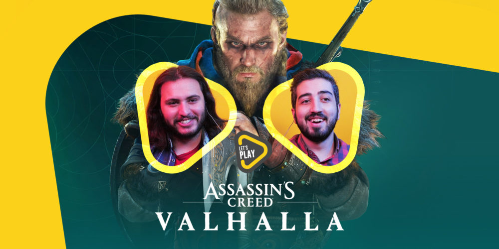 لتس پلی Assassin's Creed Valhalla