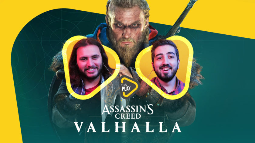 لتس پلی Assassin's Creed Valhalla