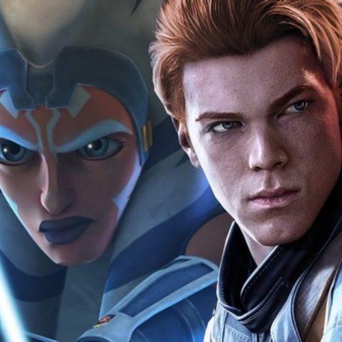 Ahsoka Tano در بازی Jedi: Fallen Order 2