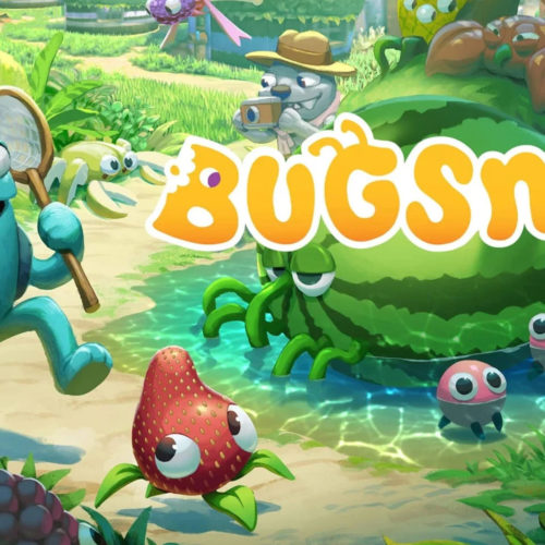 نسخهی پلیاستیشن 5 Bugsnax