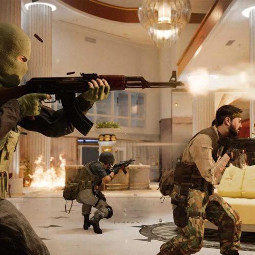 حجم Call of Duty: Black Ops Cold War