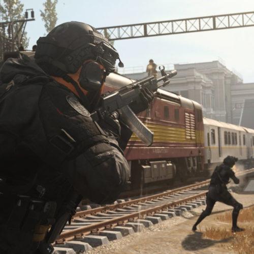 بهروزرسانی 1.29 Call of Duty: Warzone