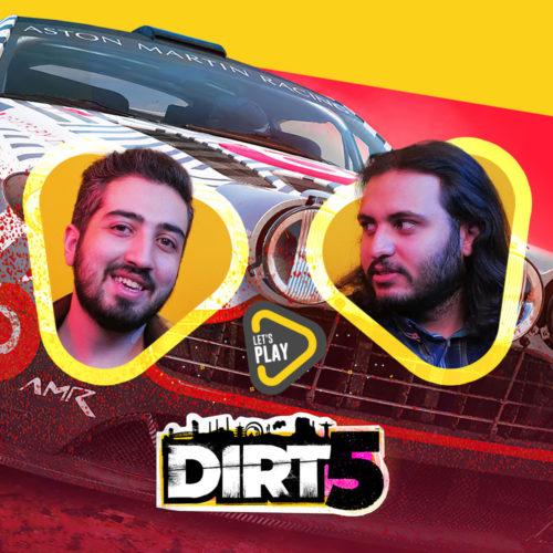 لتس پلی بازی Dirt 5