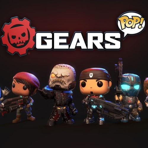 سرورهای Gears Pop