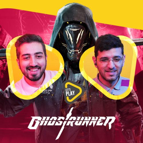 لتس پلی بازی Ghostrunner