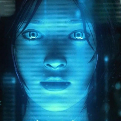 بازیگر کورتانا در سریال Halo