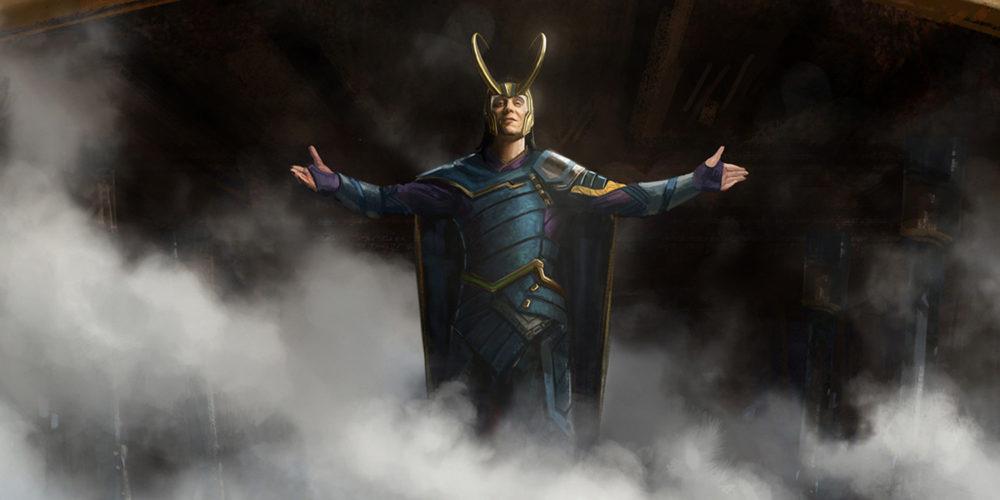 فیلمبرداری فصل دوم Loki