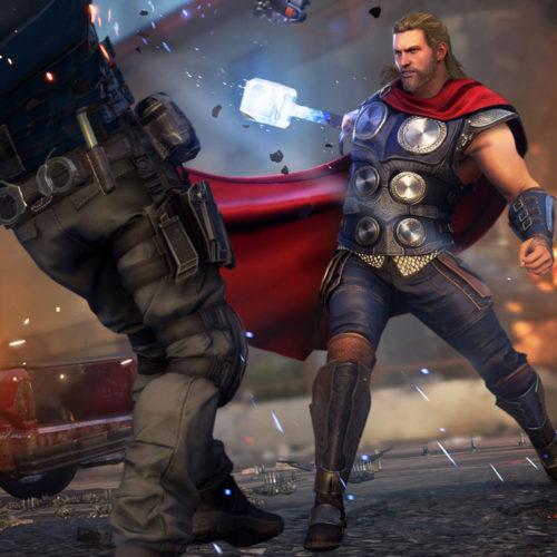 عملکرد تجاری Marvel's Avengers