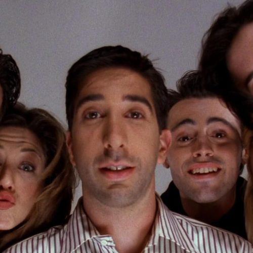 تاریخ انتشار قسمت ویژهی Friends