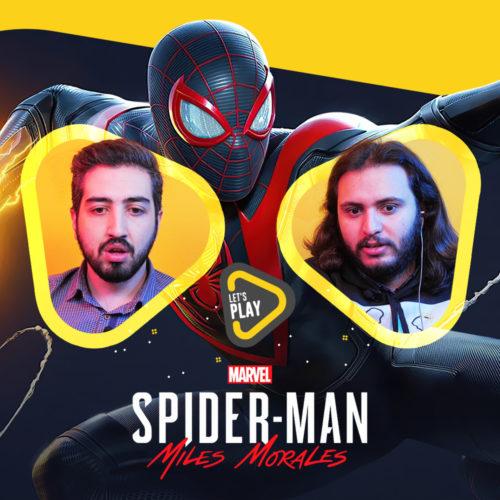 لتس پلی بازی Spider-Man: Miles Morales
