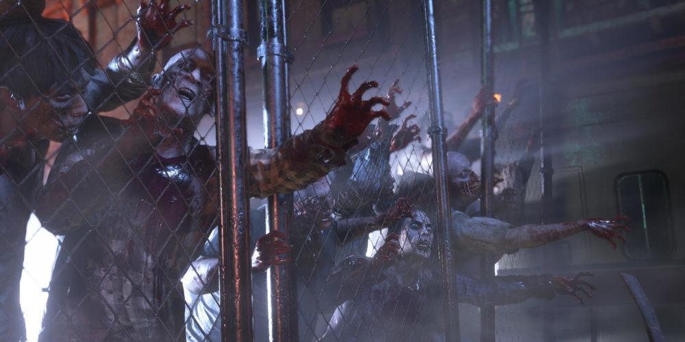 تصاویر پشت صحنهی Resident Evil