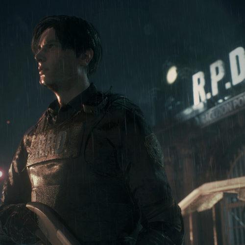 اولین تصاویر پشت صحنهی Resident Evil