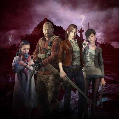 نسخهی سوم Resident Evil: Revelations