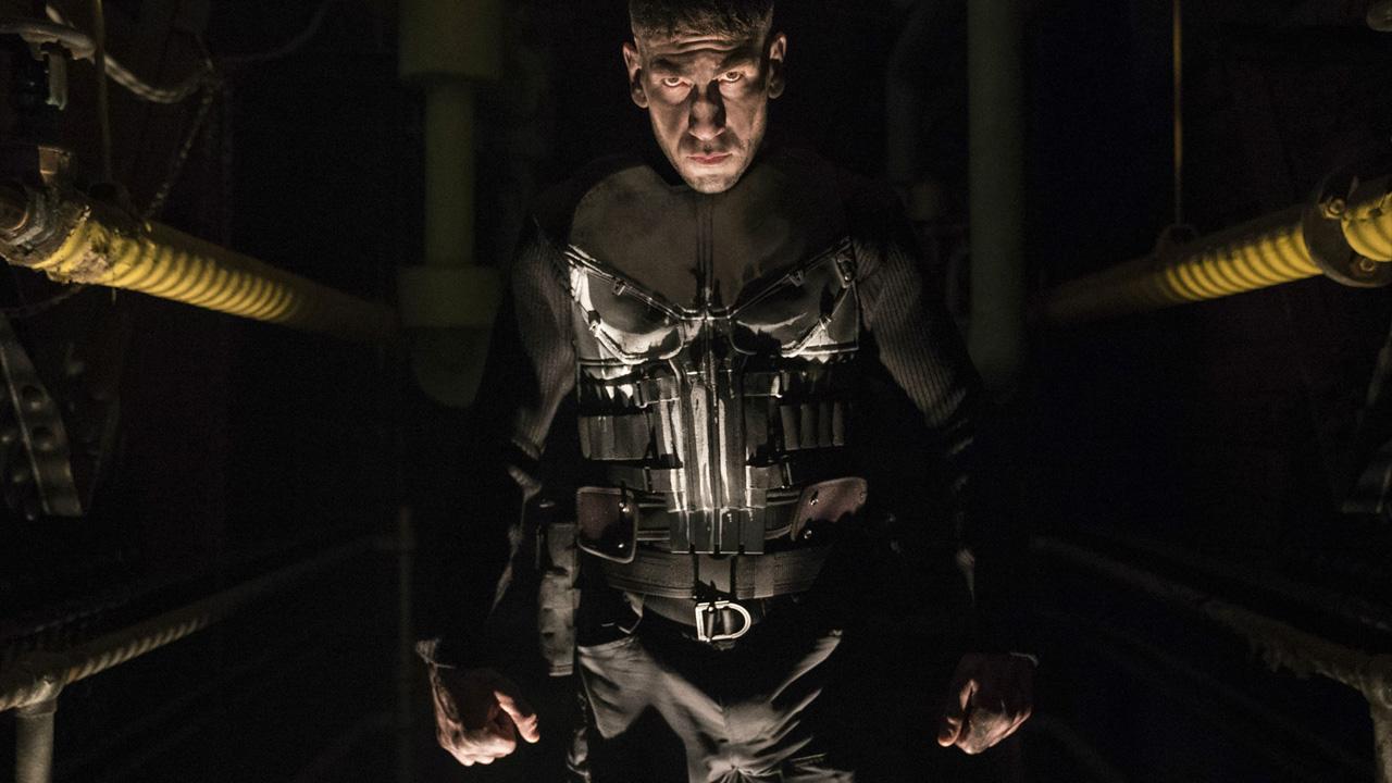 ستارهی The Punisher