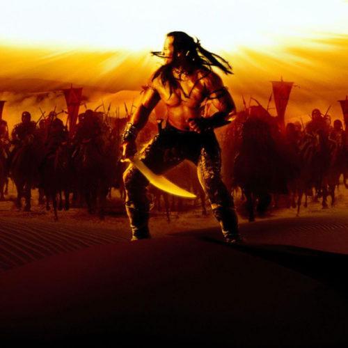 بازسازی The Scorpion King