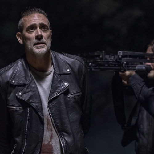 قسمتهای اضافی فصل دهم The Walking Dead