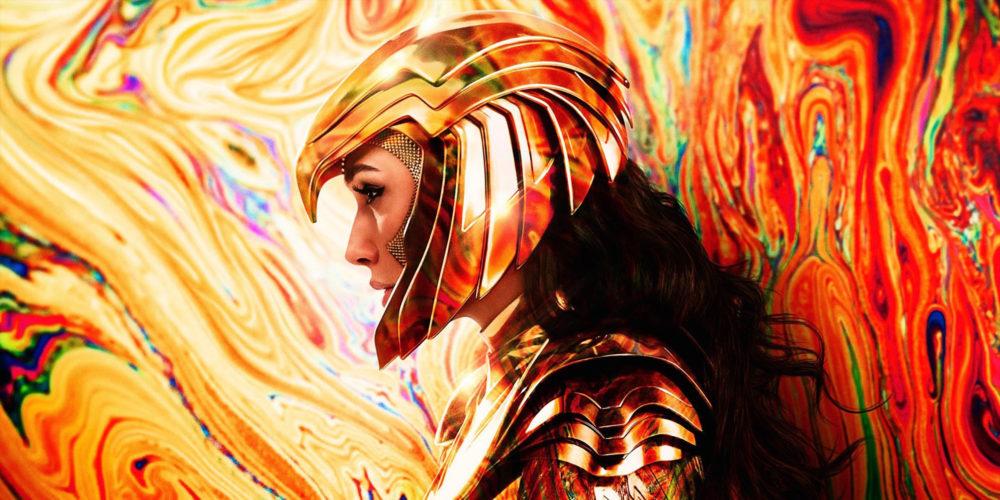 اکران Wonder Woman 1984