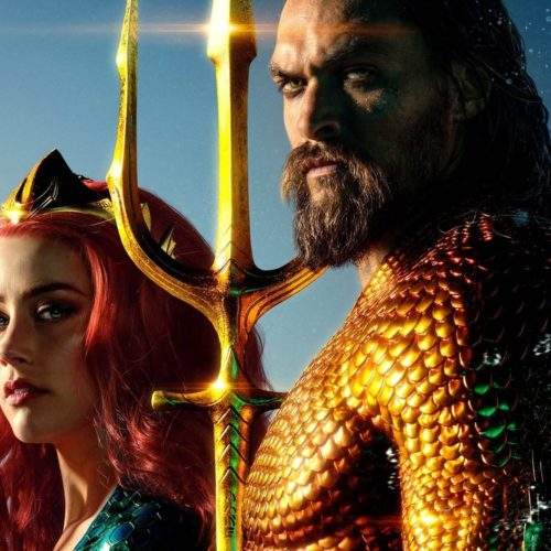 اخراج امبر هرد از Aquaman 2