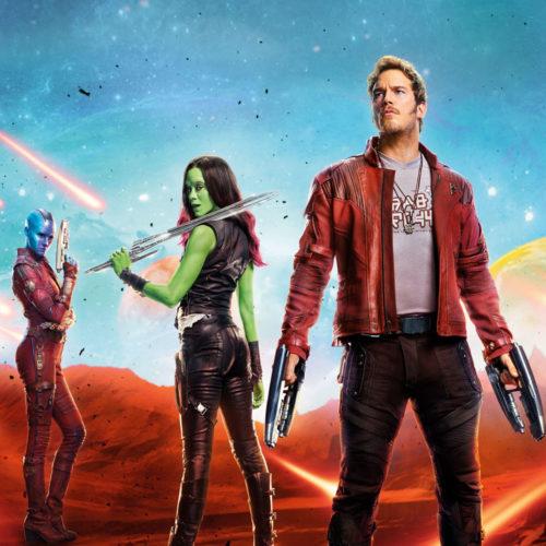 فیلمبرداری Guardians of the Galaxy Vol. 3