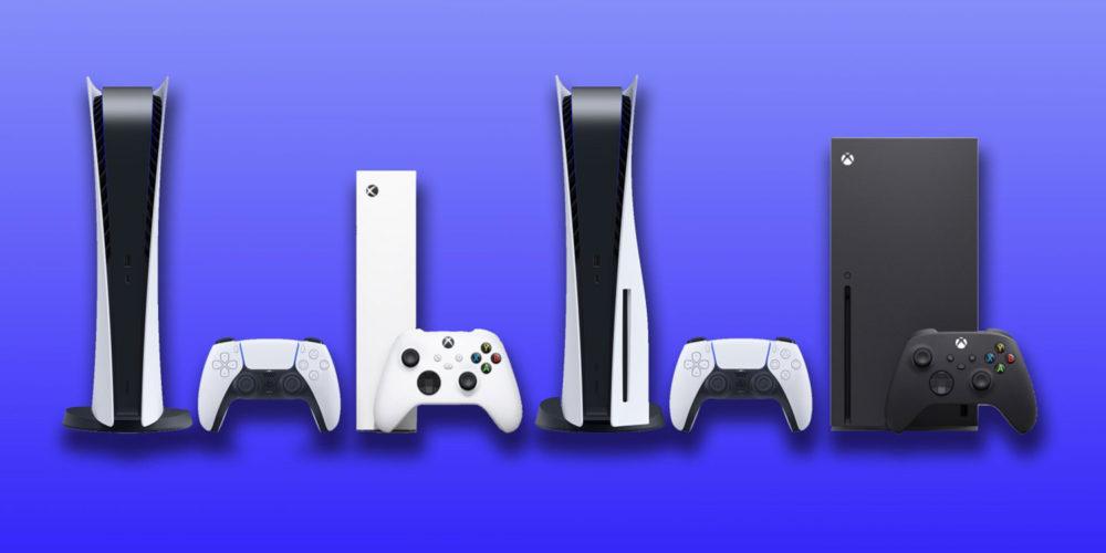آمار فروش PS5 و Xbox Series X
