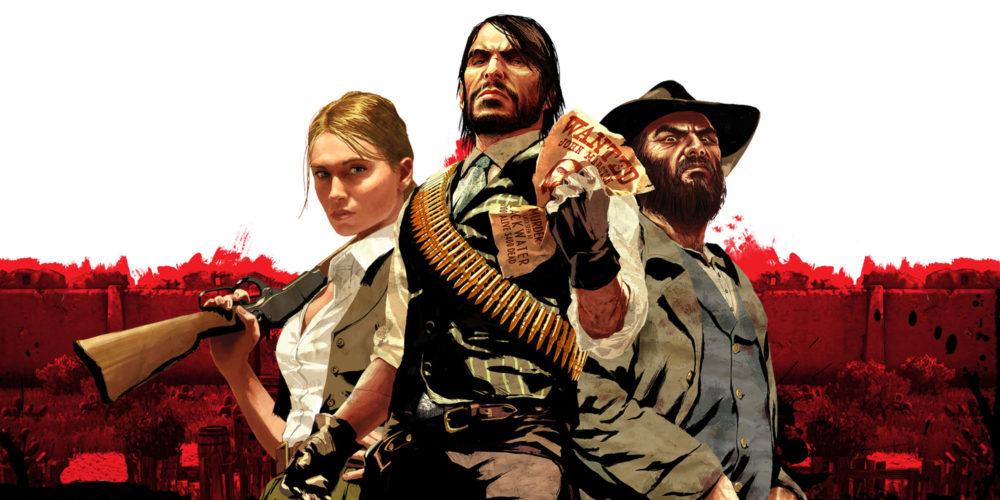 انتشار Red Dead Redemption: The Outlaws Collection