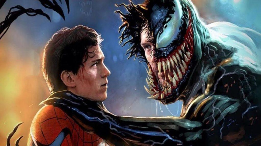 مبارزه مرد عنکبوتی و ونوم