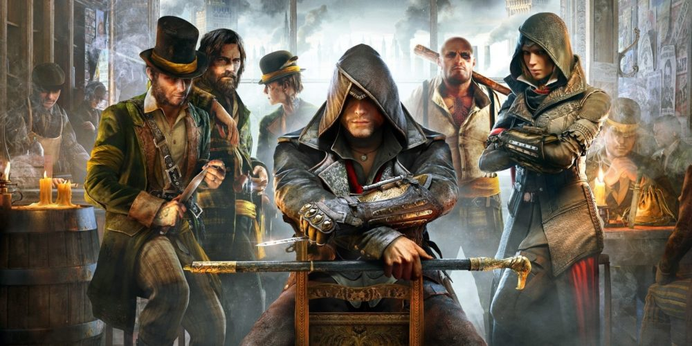 Assassin's Creed Syndicate روی پلیاستیشن 5
