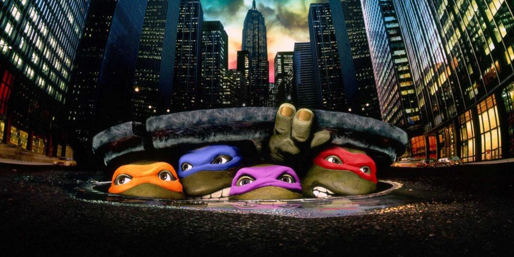 بازسازی 1990 Teenage Mutant Ninja Turtles