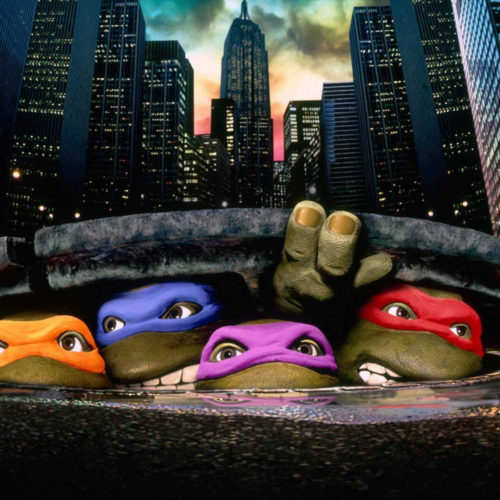 بازسازی 1990 Teenage Mutant Ninja Turtles