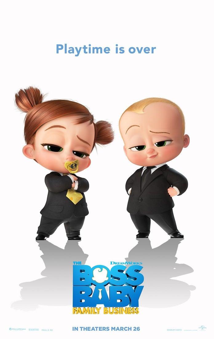 تریلر انیمیشن Boss Baby 2