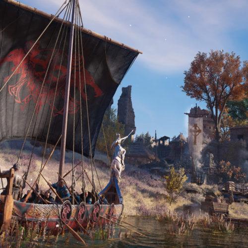 رویداد یول Assassin's Creed Valhalla