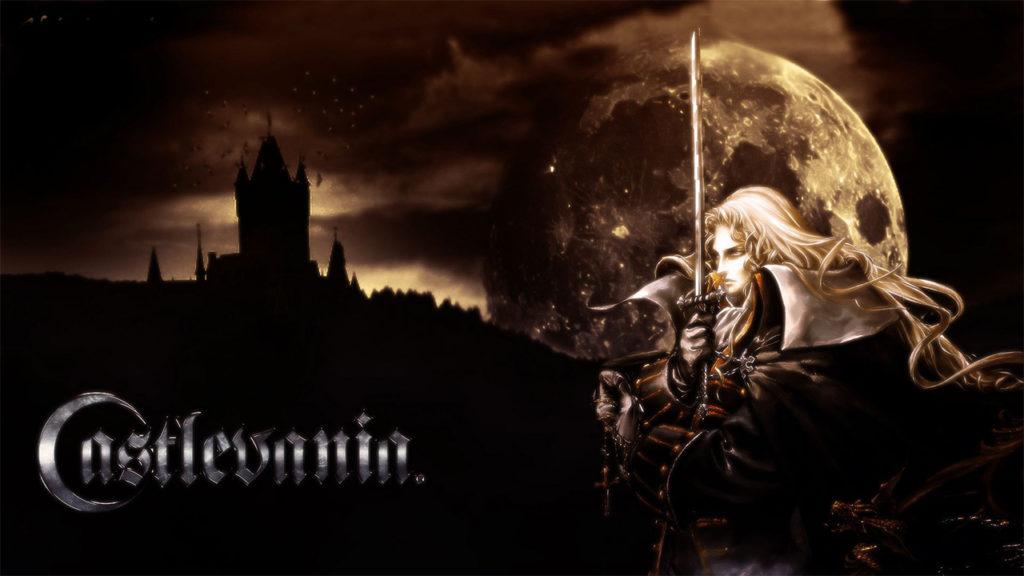 اقتباس فیلمی Castlevania