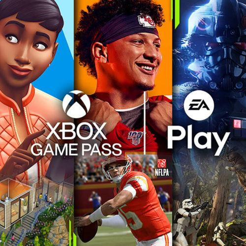 EA Play برای گیم پس PC