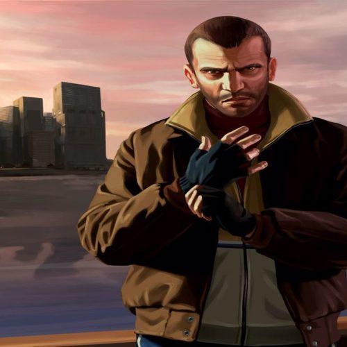 گرافیک GTA IV روی PC
