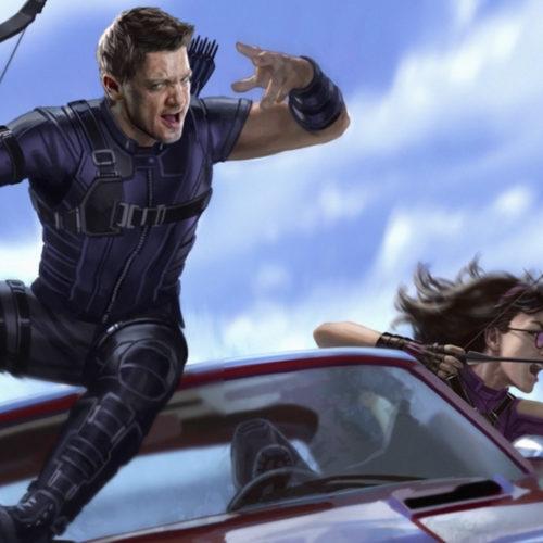 بازیگر کیت بیشاپ در سریال Hawkeye