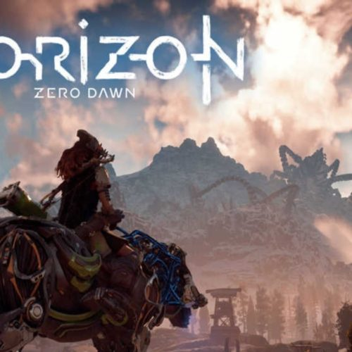 بازی Horizon Zero Dawn